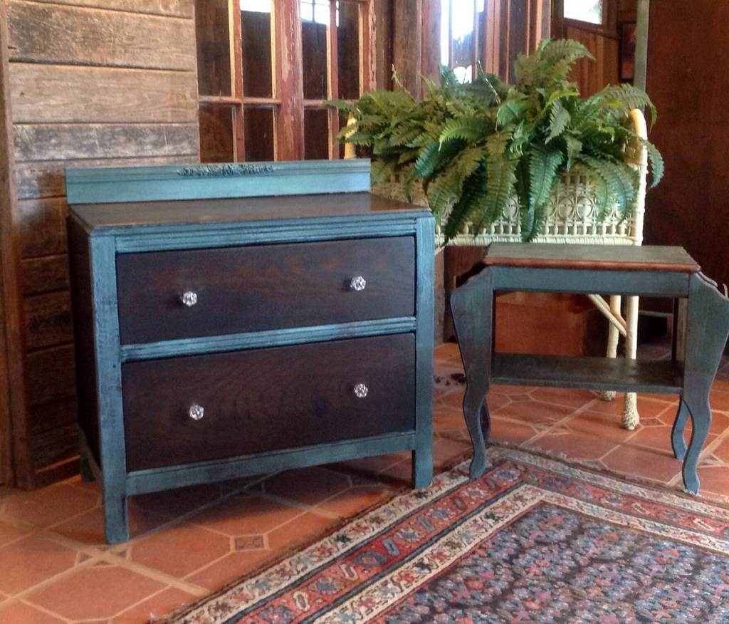 Artistically Restored Furniture is back at Brookhaven