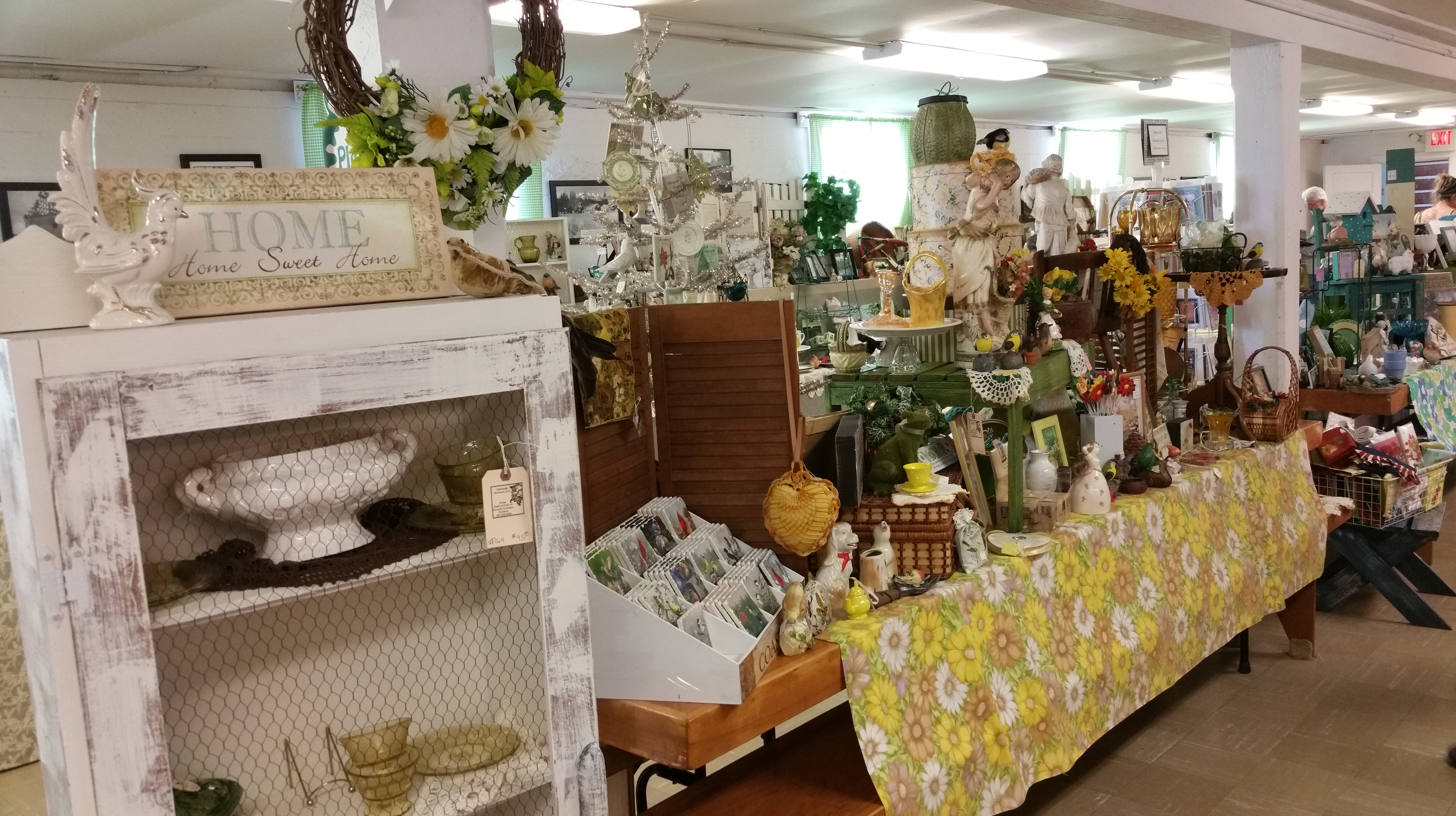 Brookhaven Vintage Marketplace | Antiques, Artisan Goods, and Home ...